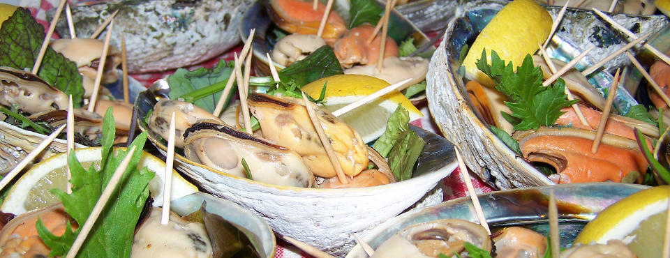 Stewart Island greenlipped mussels